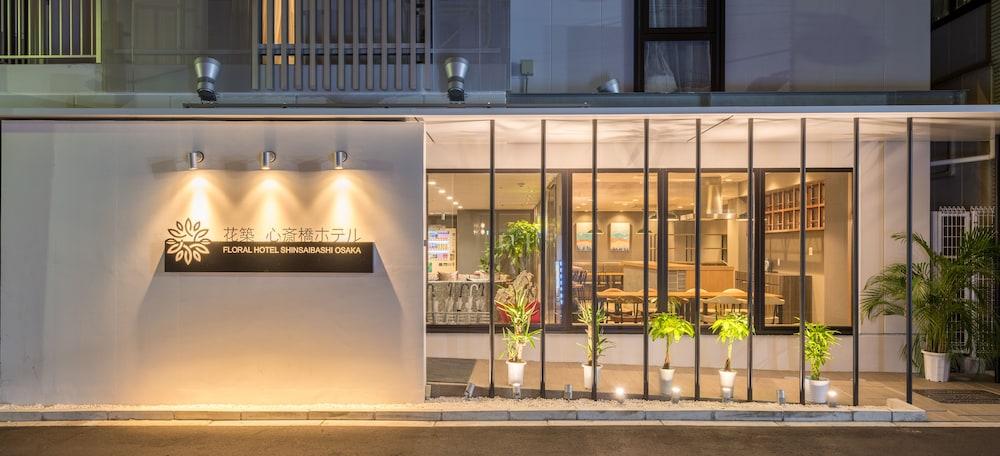 Floral Hotel Shinsaibashi Osaka