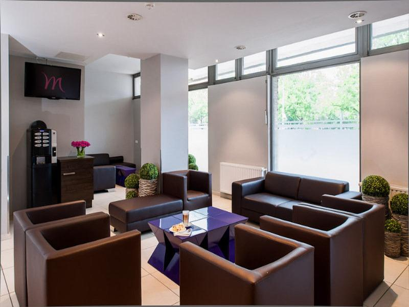 Mercure Berlin Alexanderplatz (مركور برلین آلکساندرپلاتز) Bar