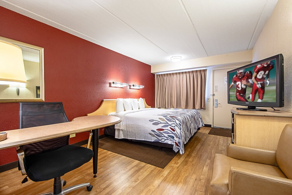 Gallery image of Red Roof Inn Columbia East Ft Jackson