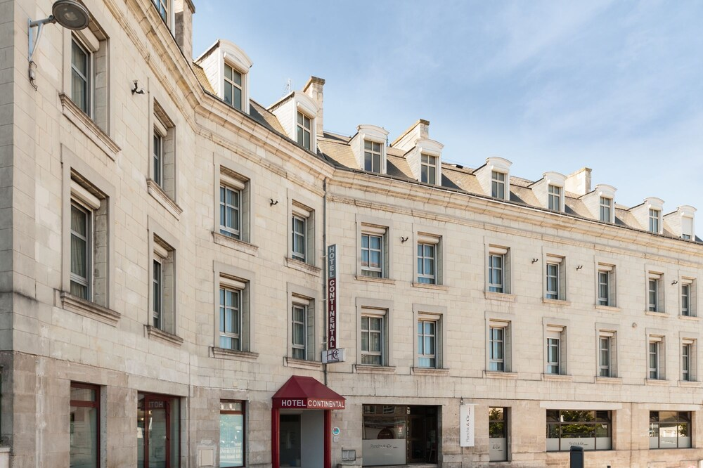 Gallery image of The Originals City Hôtel Continental Poitiers