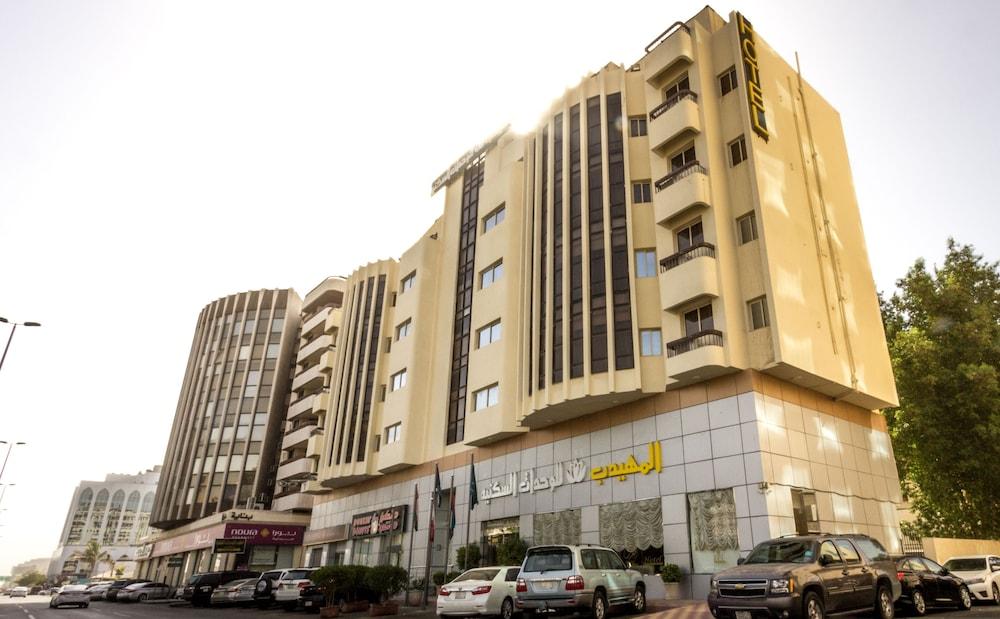 AlMuhaidb Palastine Jeddah