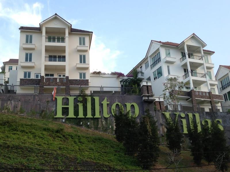 Penang The One Hilltop Sea View Villa