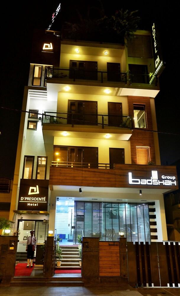 Hotel D'Presidente