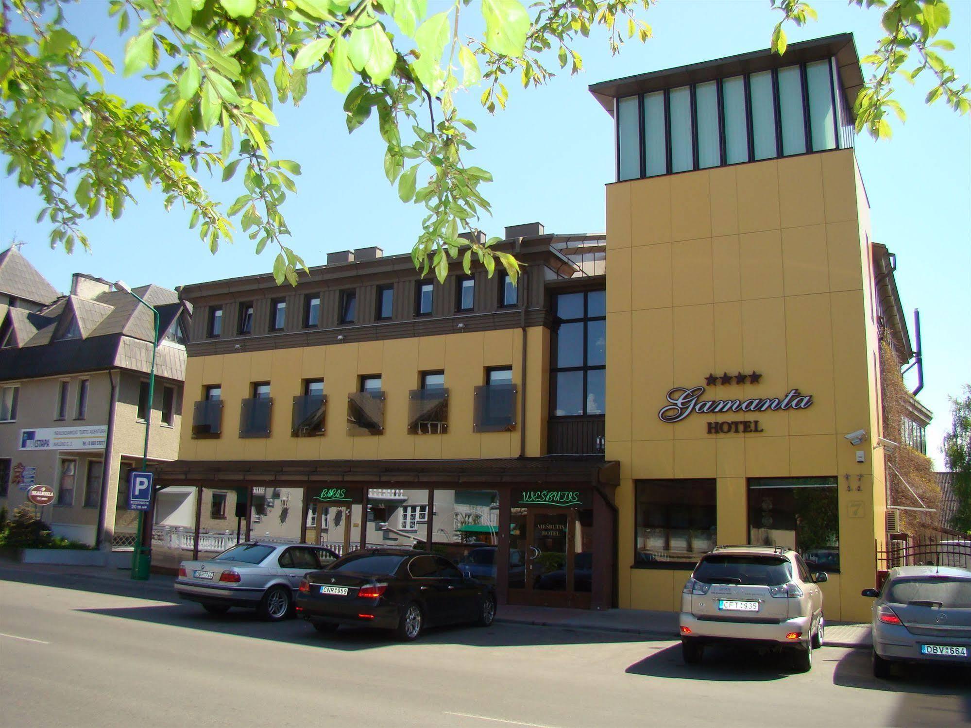 Gallery image of Gamanta Art Hotel