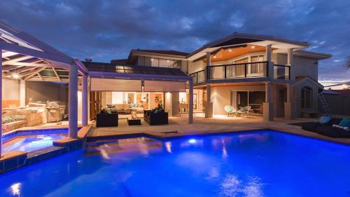 Luxury Sorrento Beach House