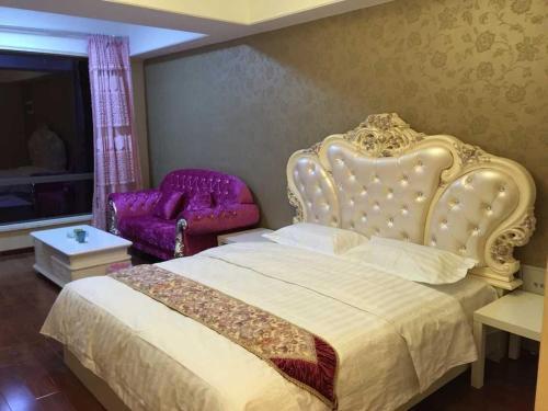 Shangyan Boutique Apartment Olympic Wanda Plaza