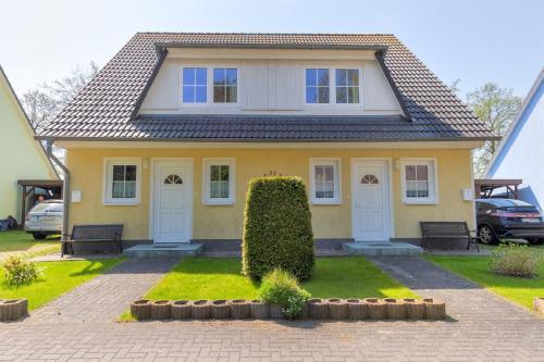 Ferienhaus Zur Frischen Brise Whg. 1