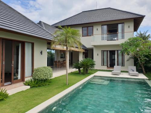 VILLA DIMAYA modern & spacious villa rice fields