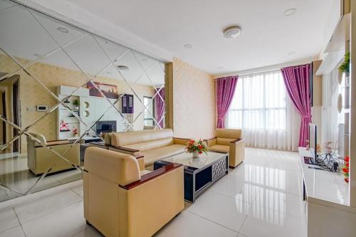 1Br City Center W Inf Pool