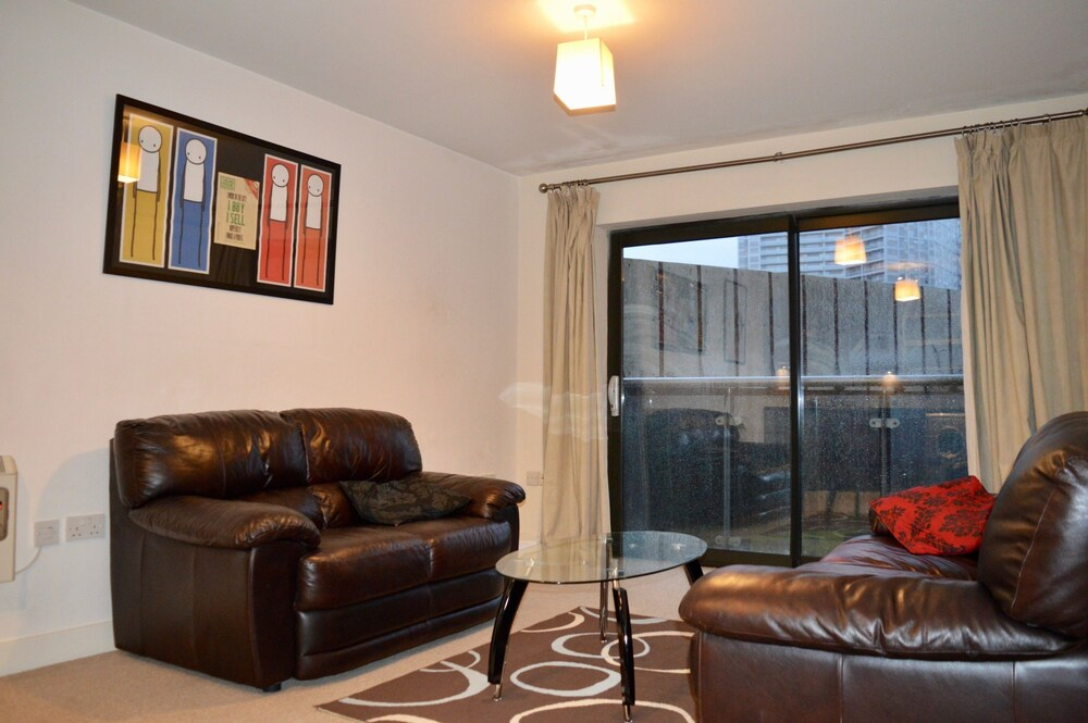 Artsy 1 Bedroom Apartment in Manchester City Centre
