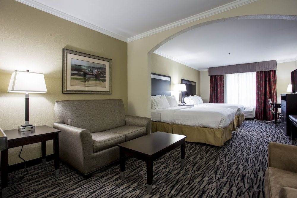 Gallery image of Holiday Inn Express and Suites Camden I20 Hwy 521