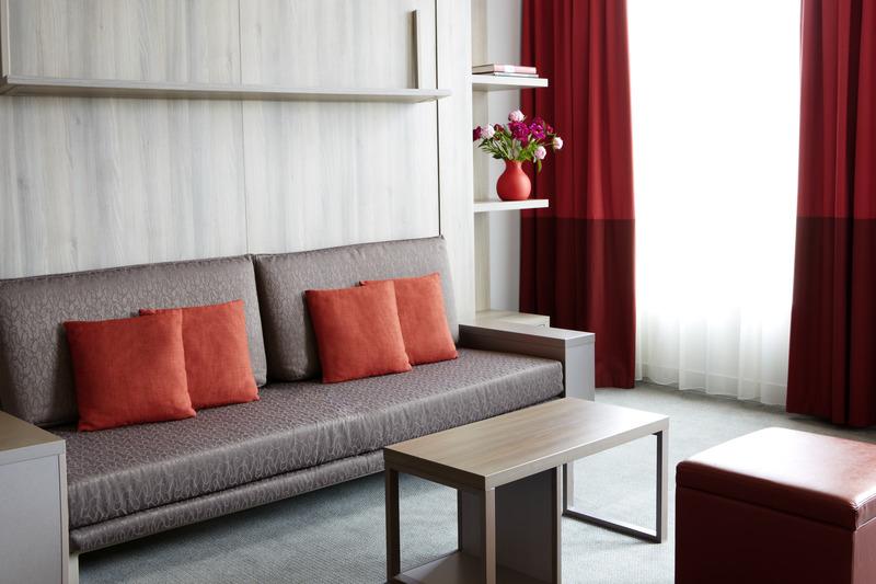 Adagio Vienna City Aparthotel (آداجیو وین سیتی آپارتوتل) Room