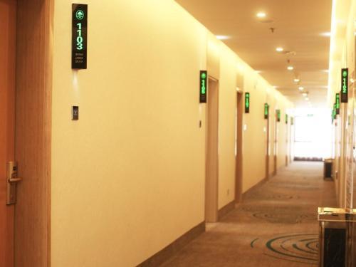 Greentree Inn Suzhou Yongqiao District Fuxiao Avenue Hotel