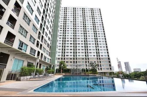 High Floor Seaview Lumpini Ville Wongamat