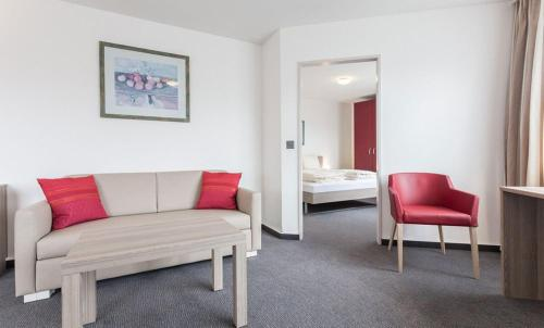 EMA House Serviced Apartments Sihlfeldstrasse 127