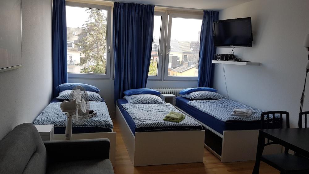 Klein aber fein Apartments in Köln