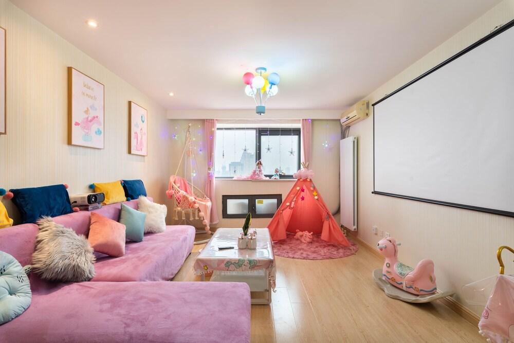 Yu Jing Xuan Boutique Apartment