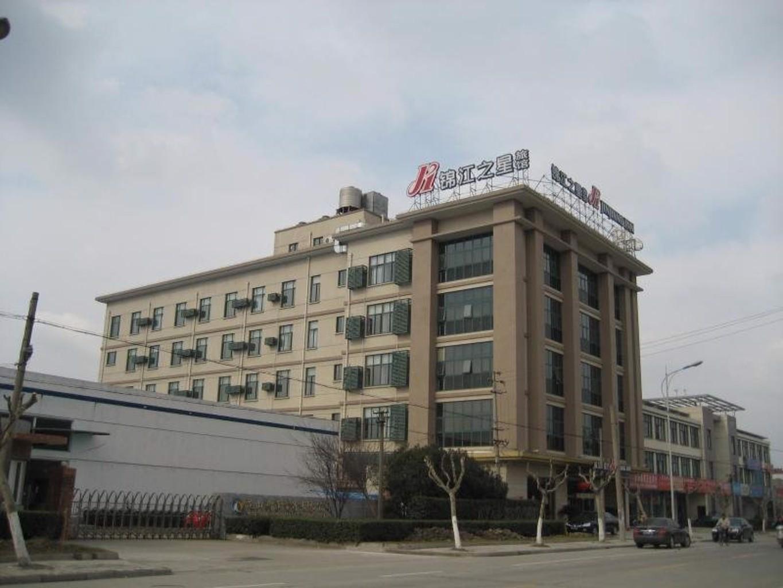 Jinjiang Inn Kunshan Shuixiu Road