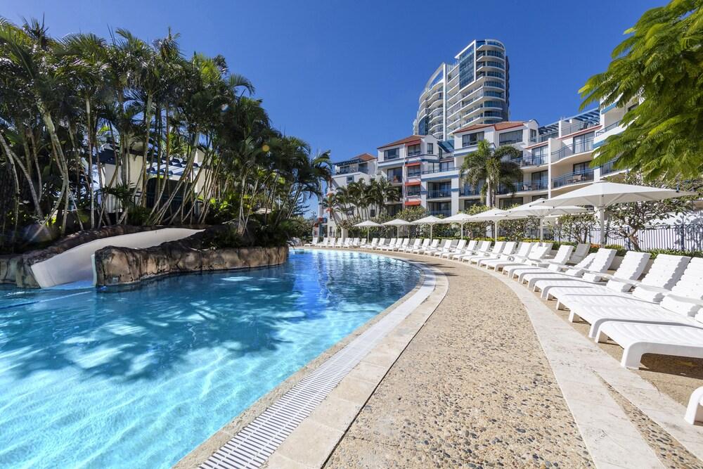 Oaks Gold Coast Calypso Plaza Suites