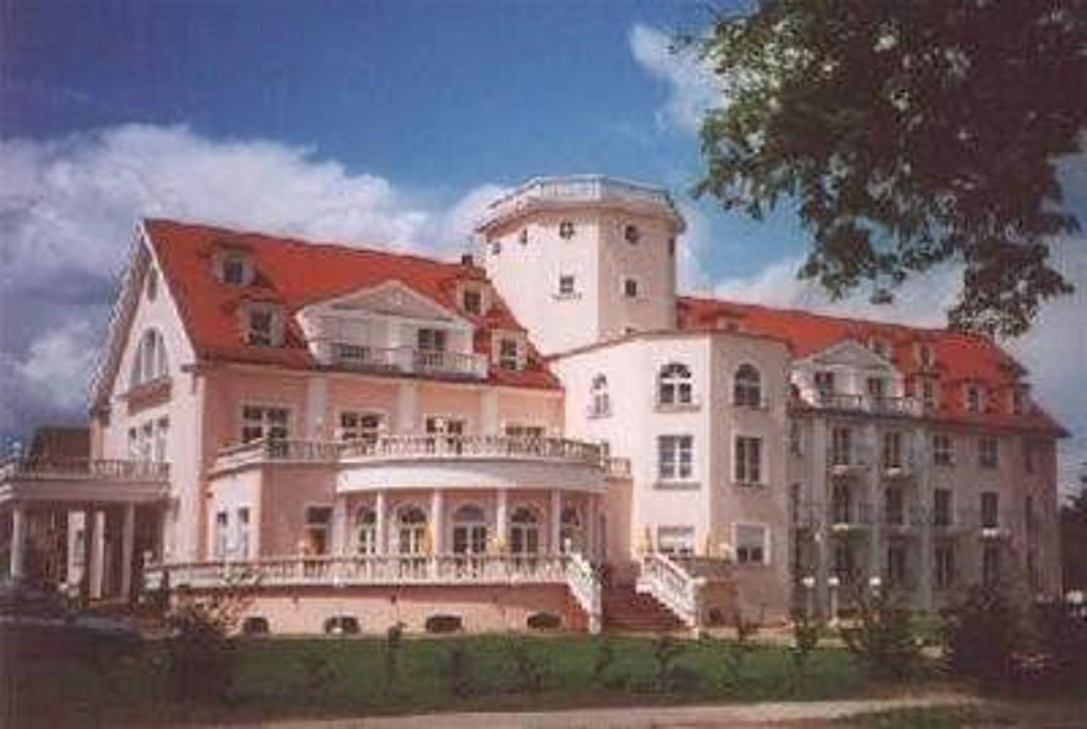 1a Park Hotel Berlin Schloss Kaulsdorf