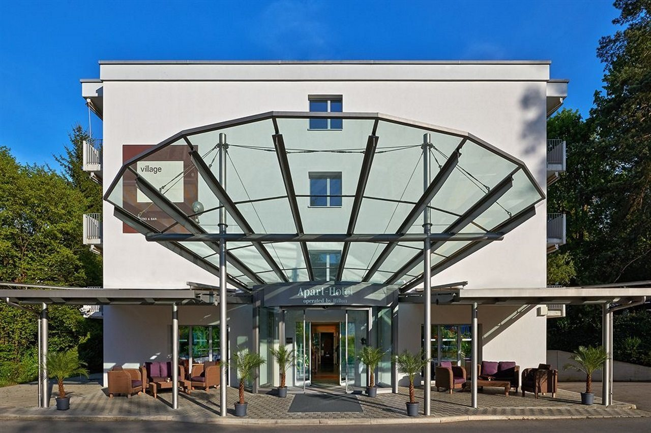 Apart Hotel Zurich Airport