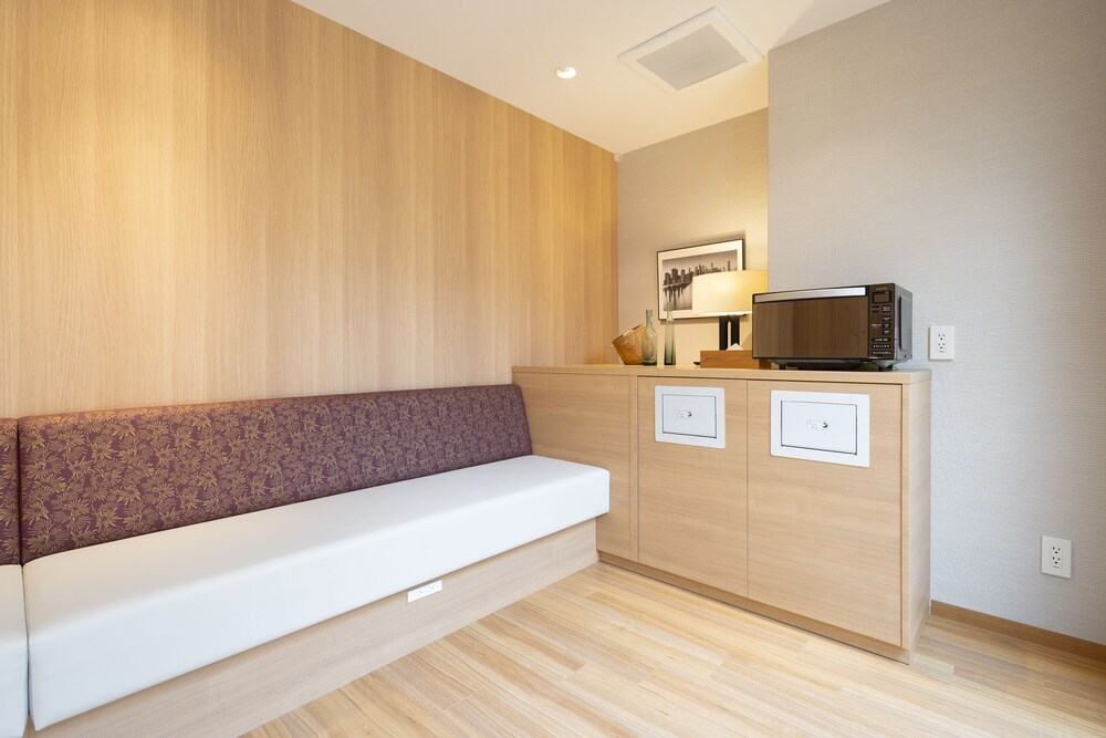 Gallery image of First Cabin Kyoto Karasuma Caters to Women