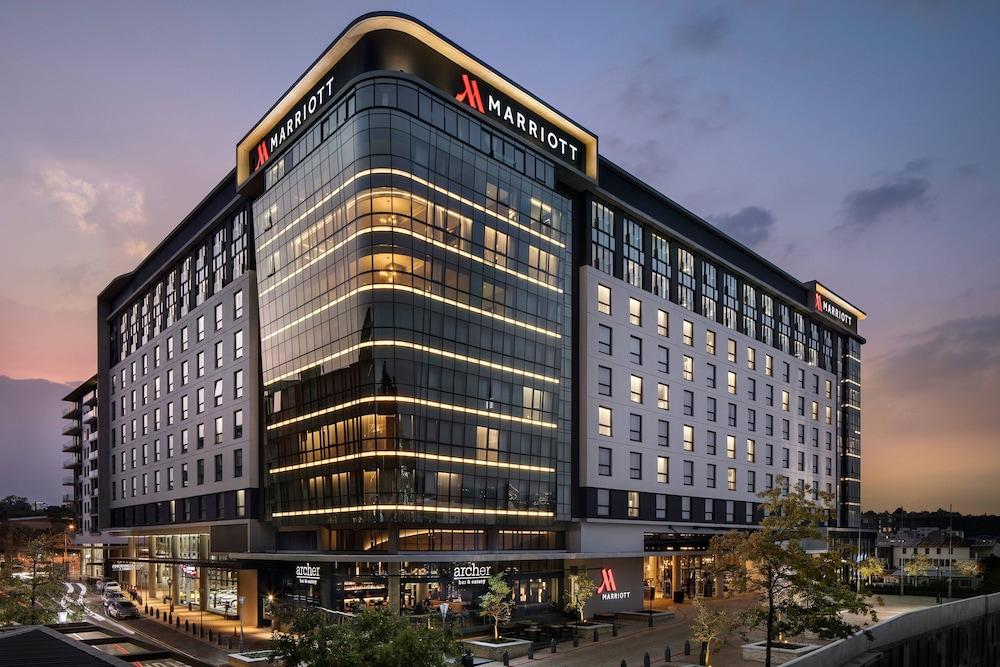 Marriott Executive Apartments Johannesburg Melrose Arch