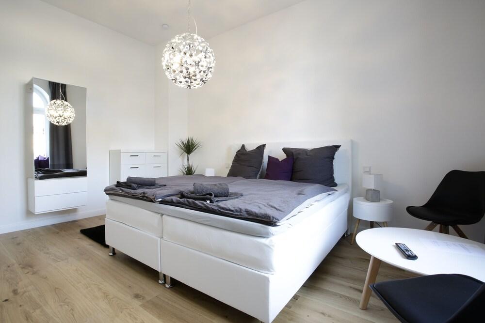 Apartments an der Arena Leipzig