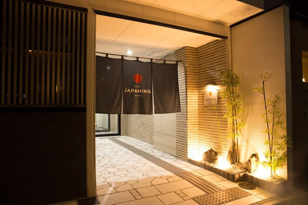 Japaning Hotel Briller Kyoto