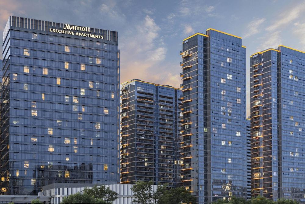Marriott Executive Apartments Hangzhou