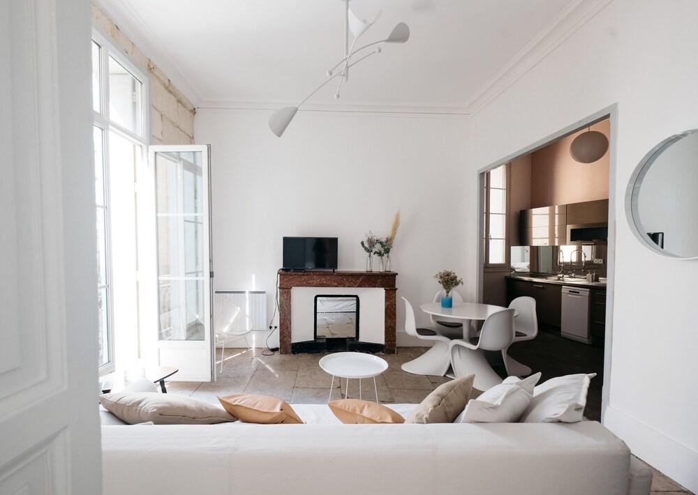 Grand appartement Montpellier Comédie