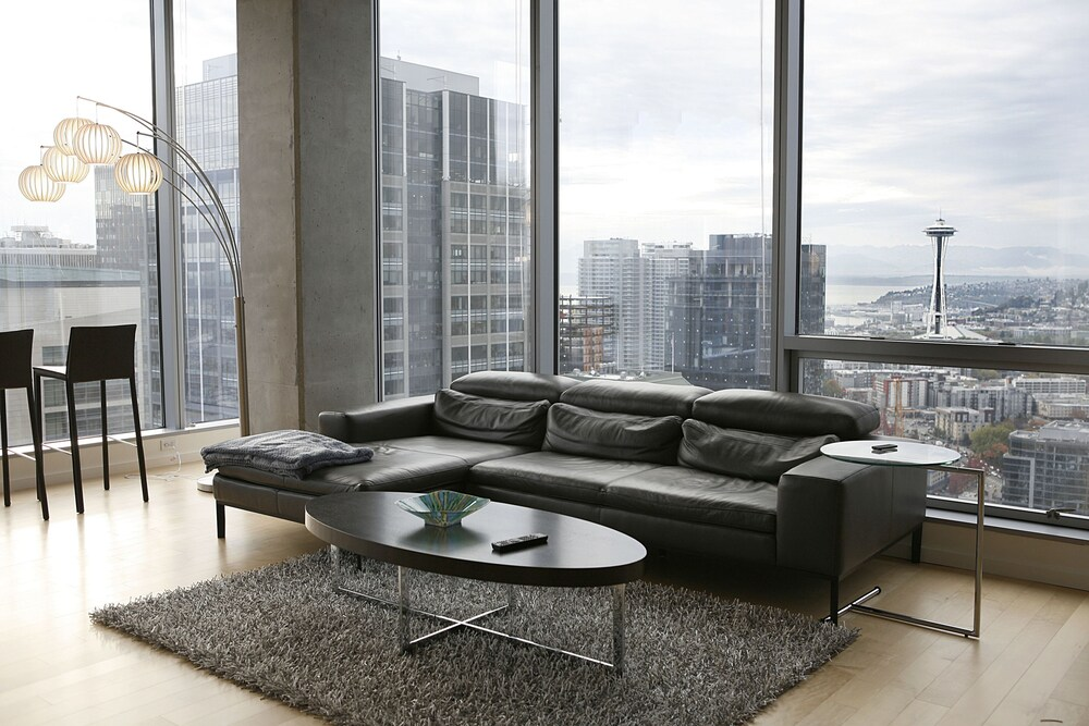 Downtown Seattle Flats by Barsala