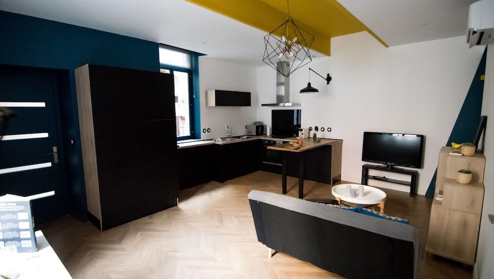 Appartement 2 chambres hyper centre