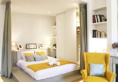 Cosy and Luxury Studio Croix Rousse