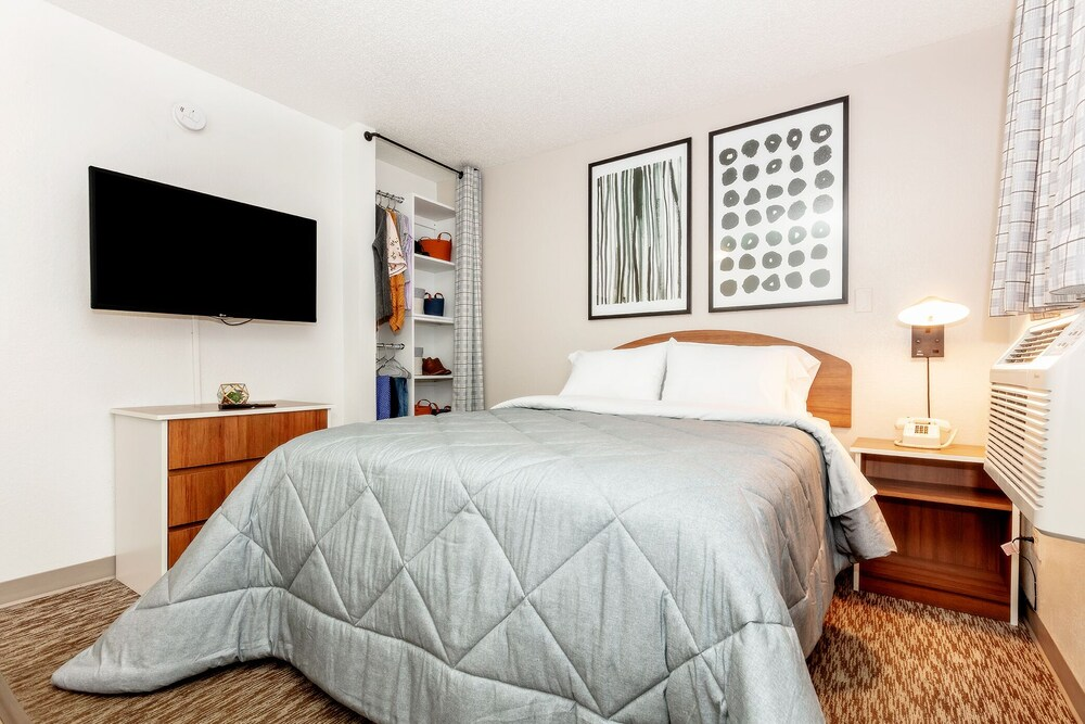 InTown Suites Extended Stay Charlotte NC North Tyron