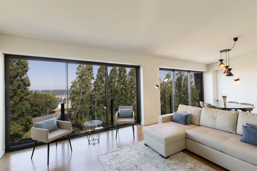 Apartments Marina Tejo by apt in lisbon Parque das Nações