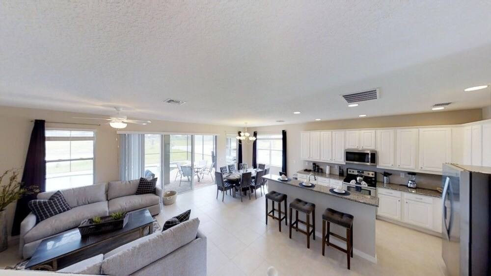 Aco Premium 8 Bd With Private Pool And Spa