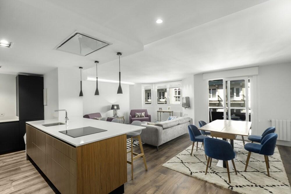 SanSebastianForYou Okendo Apartment