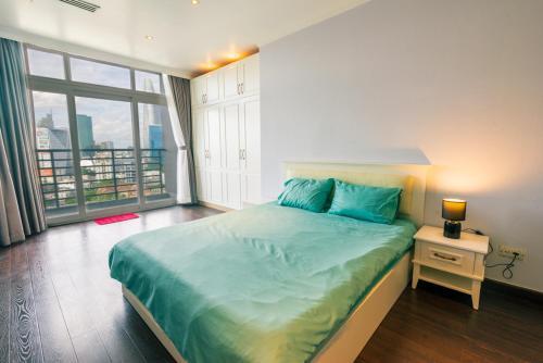 Ben Thanh Tower GEM Penthouse
