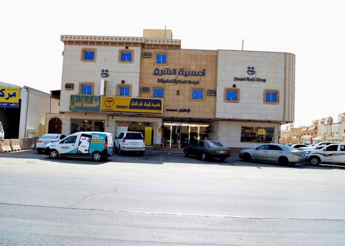 Omseyat Al Sharq Furnished Units 3