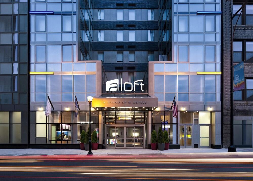 Gallery image of Aloft New York Brooklyn