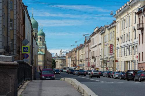 Hotel On Rimskogo Korsakova