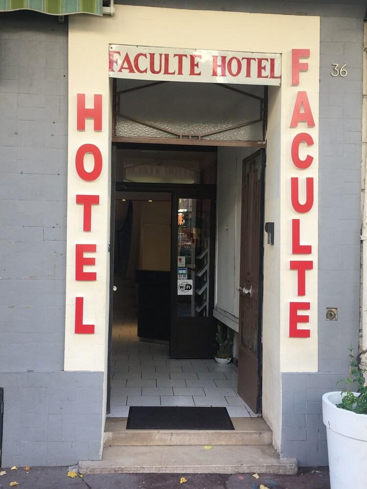Hotel Restaurant De La Faculté