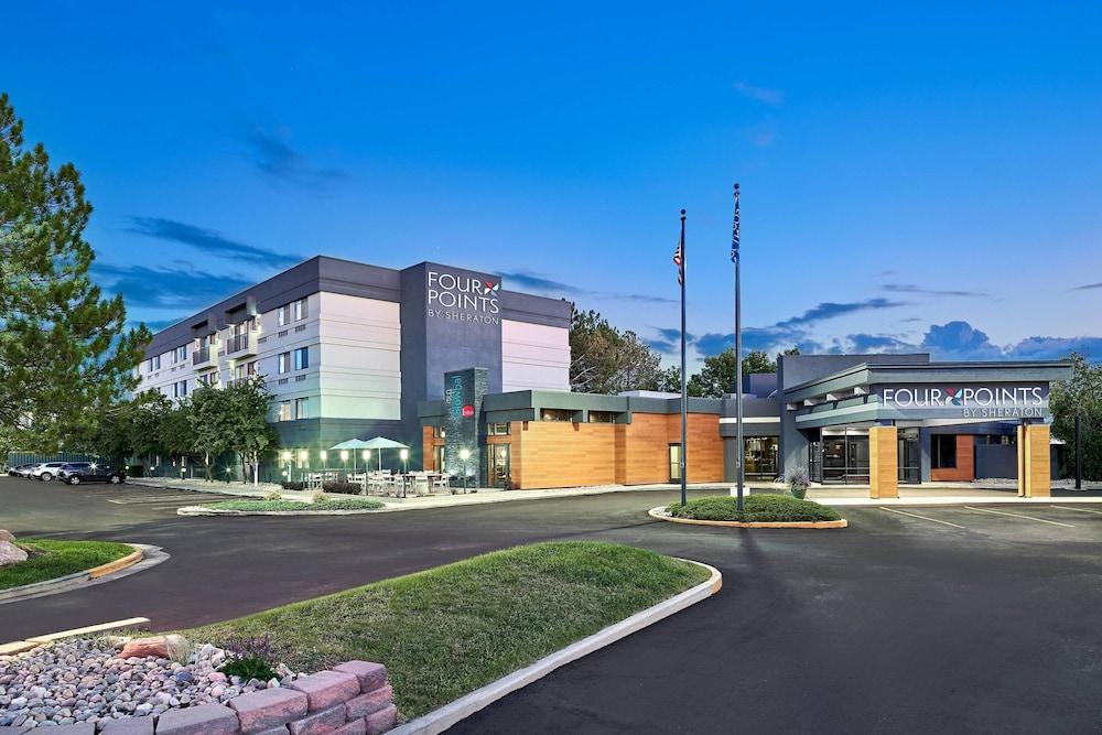 Four Points Marriott Salt Lake City Airport