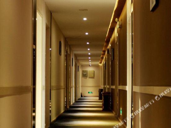 Gallery image of G Chu Hotel Jingzhou Wude Road