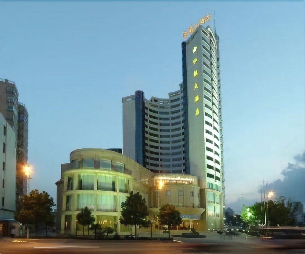 Hongyi Hotel Wuhan University