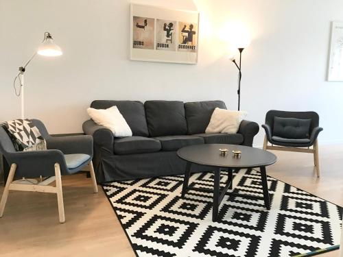 Modern Spacious Apartment near metro station in Copenhagen Ørestad