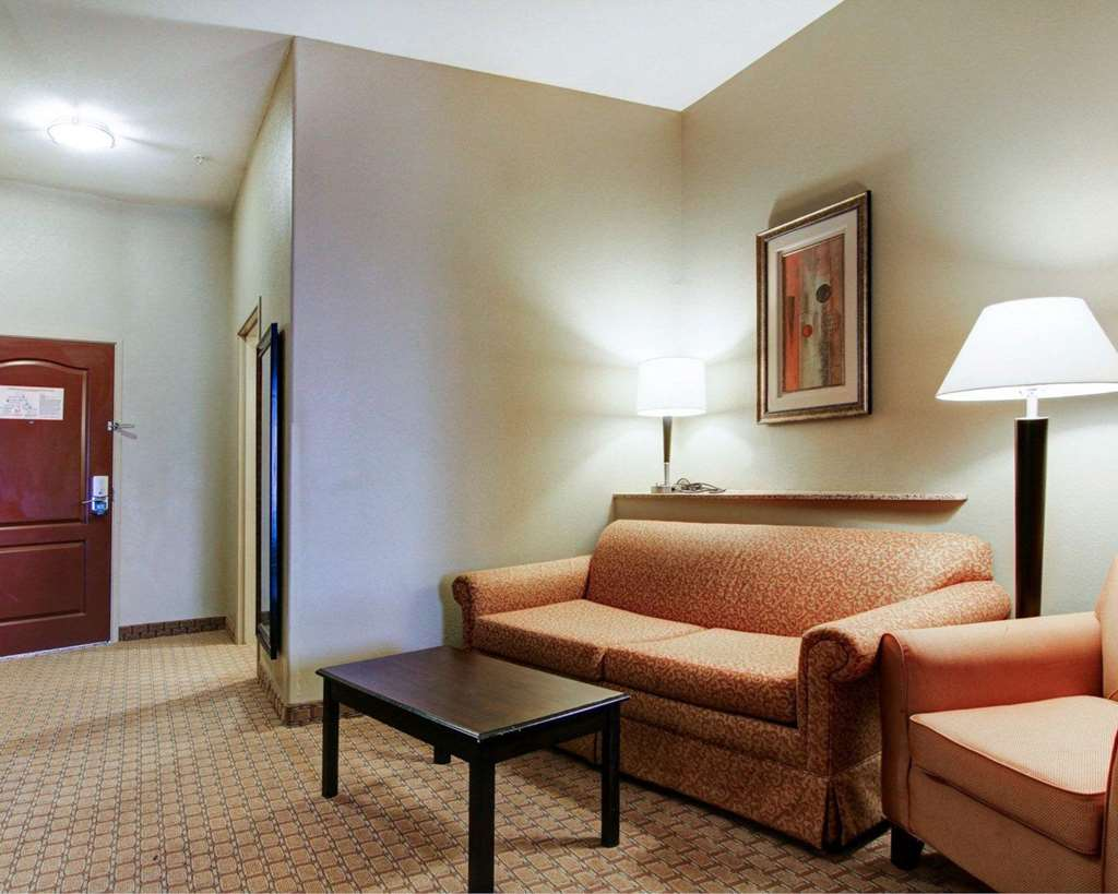 Gallery image of Comfort Suites Fort Stockton