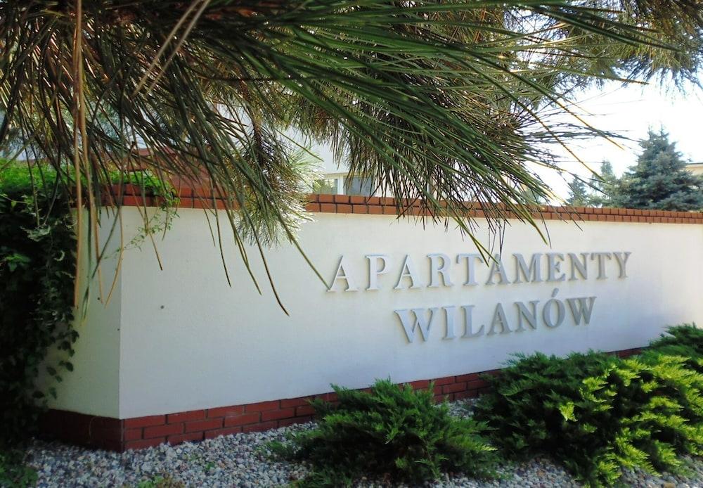 Warsaw Apartments Apartamenty Wilanow