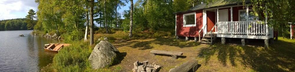 Gallery image of Långasjönäs Camping & Stugby